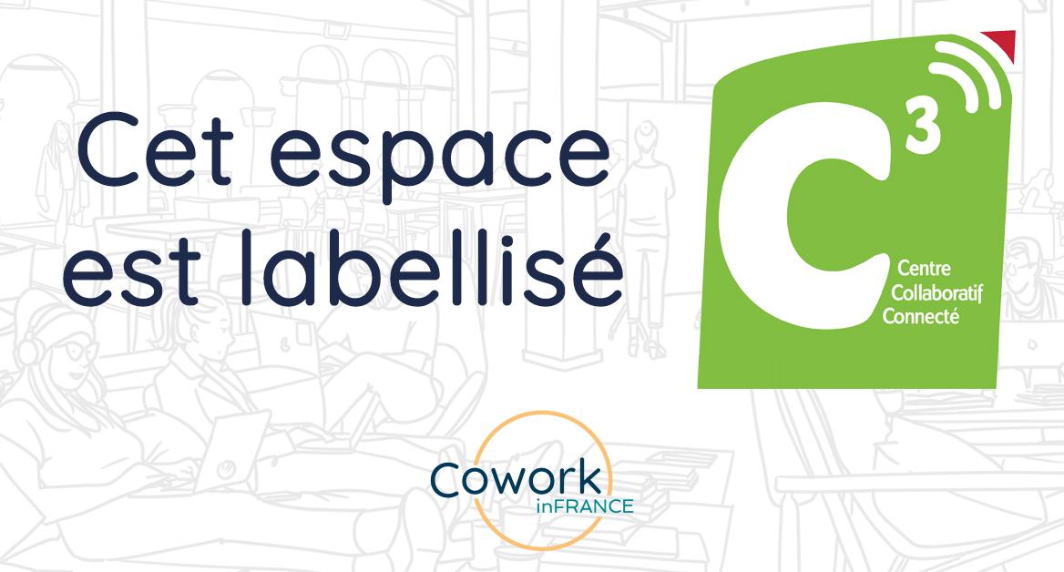 Coworkin France - Label c3